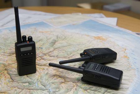 2-Way Radio System Setup